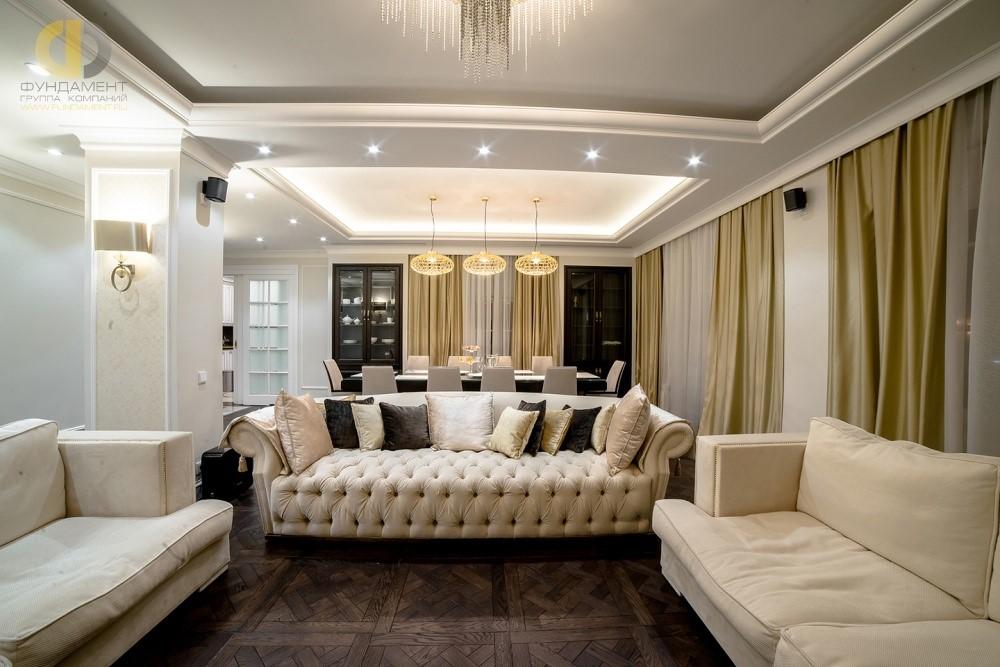 Дизайн 5-комнатной квартиры на Мытной