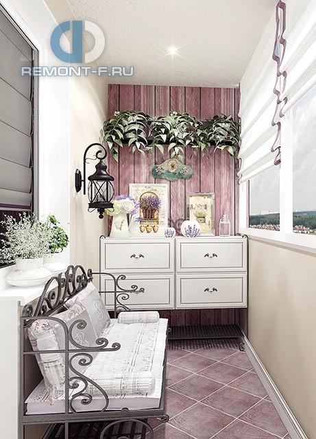 Декор кухни в стиле прованс. Реальная фотография после ремонта