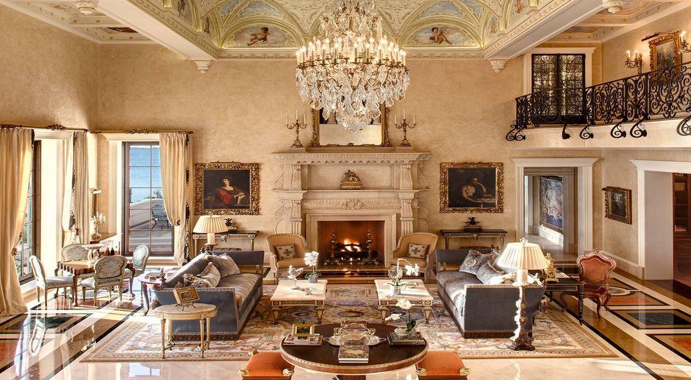 5876610383bb21 Викторианский стиль в интерьере квартиры и дома, особенности дизайна ...