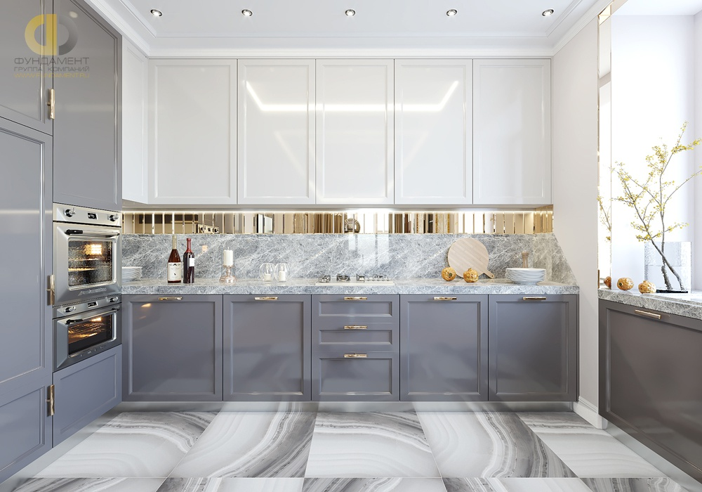 Кухонный фартук на стену: 43 фото отделки из плитки, мрамора, керамогранита и стекла