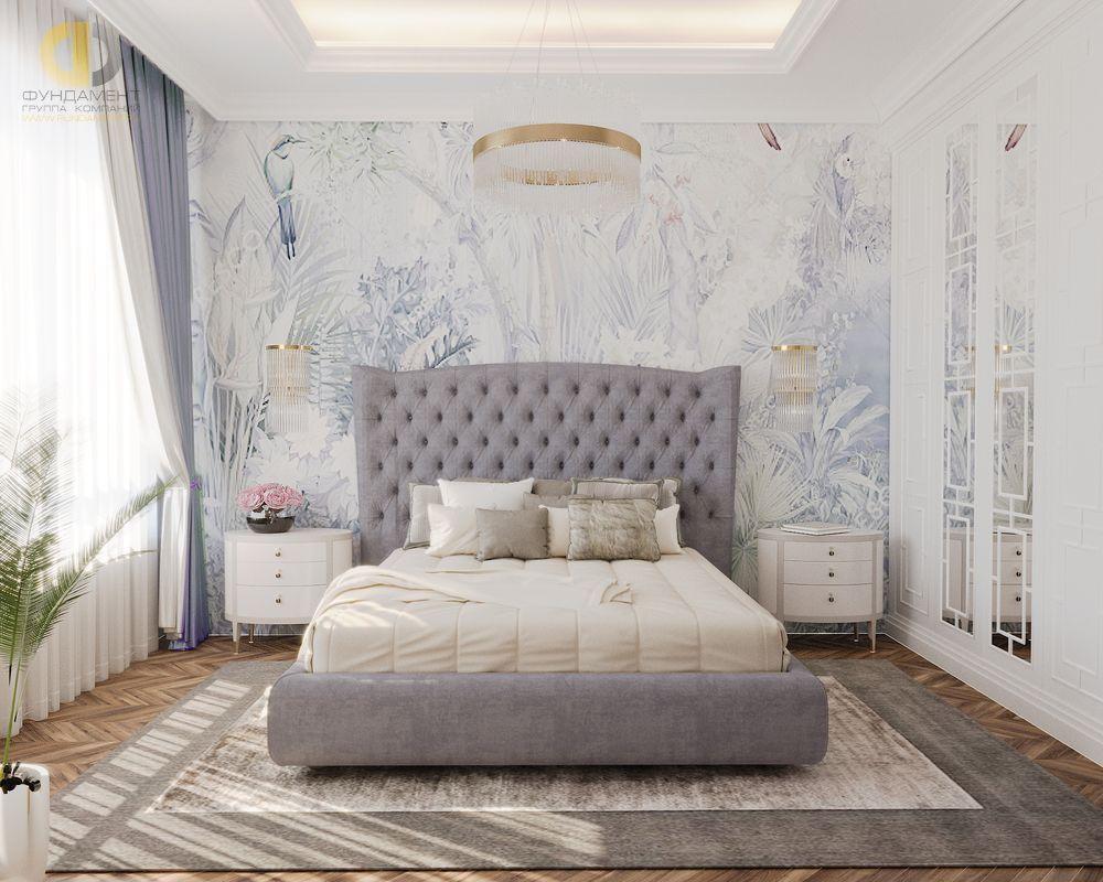Мебель для спальни: светлая, белая и темная. Фото лучших интерьеров 2021 года