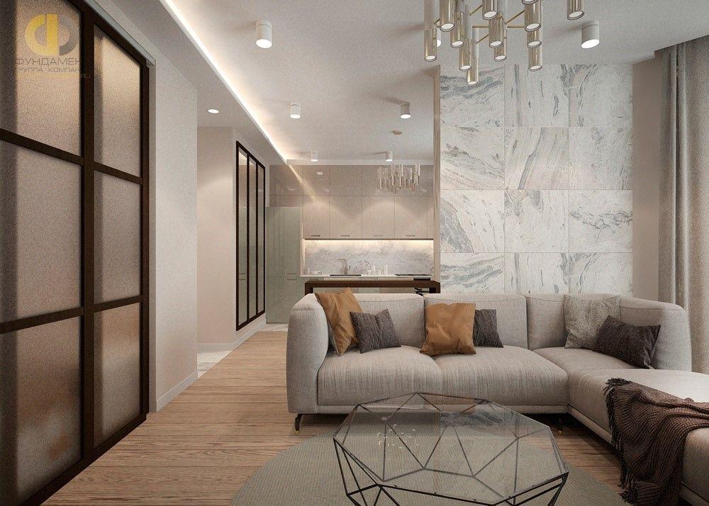 современный дизайн гостиной идеи и фото новинок 2018