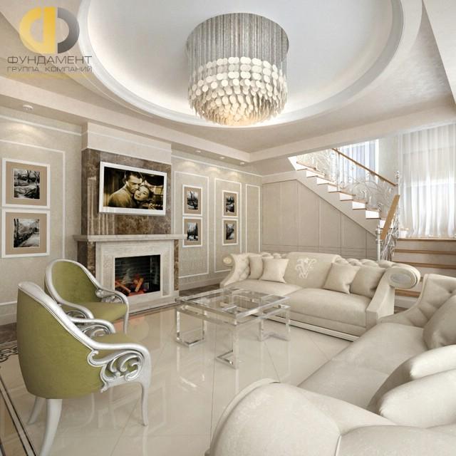0df01e98f6fa1 Ремонт частного загородного дома под ключ в Москве - заказать ремонт ...