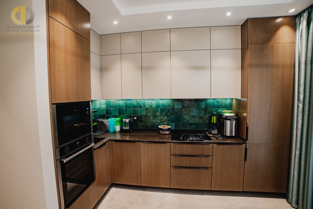 Современная светлая кухня в дизайне интерьера: 30 фото модных тонов 2021 года