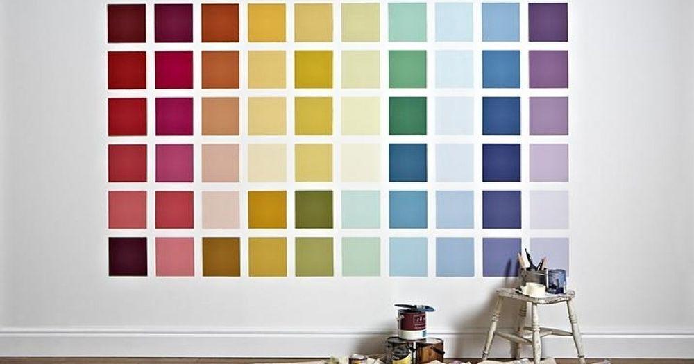 новой теме, подбор колера для покраски стен фото хорошего настроения