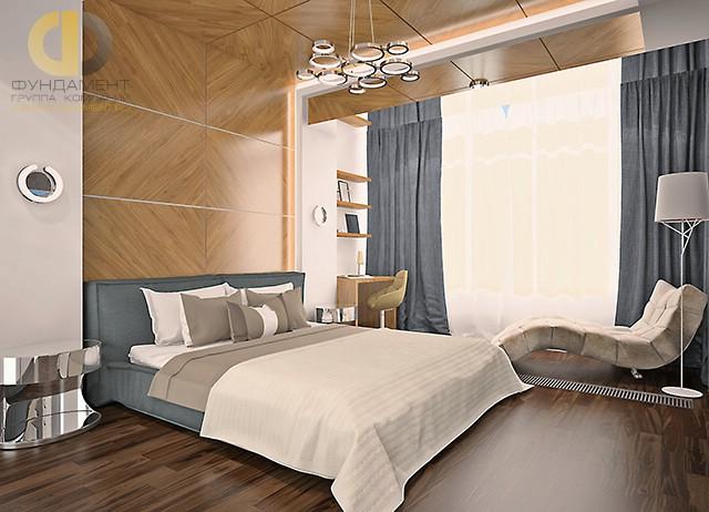 дизайн спальни 15 кв м в современном стиле фото
