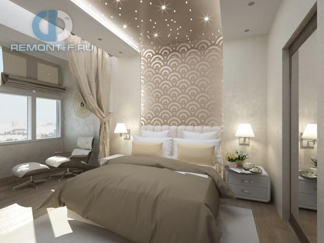 дизайн спальни 12 кв м в современном стиле фото