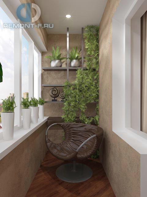 ремонт балконов под ключ цена фото