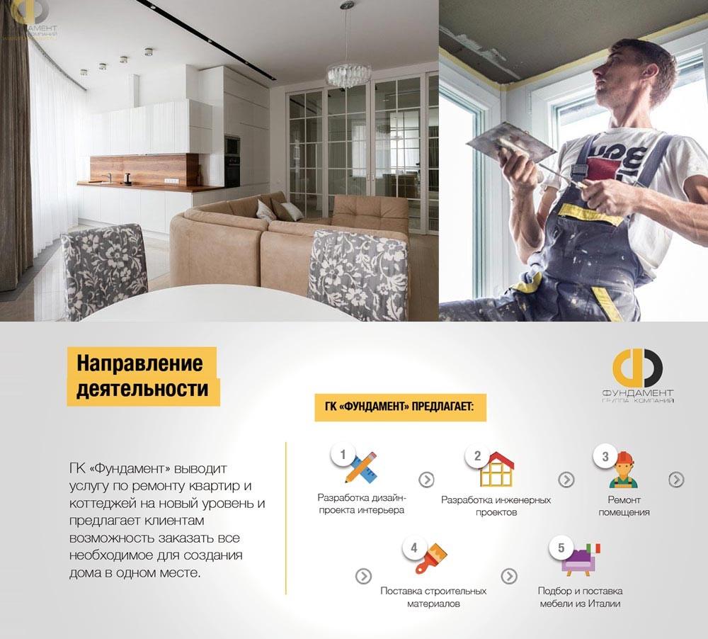 этапность ремонта квартиры