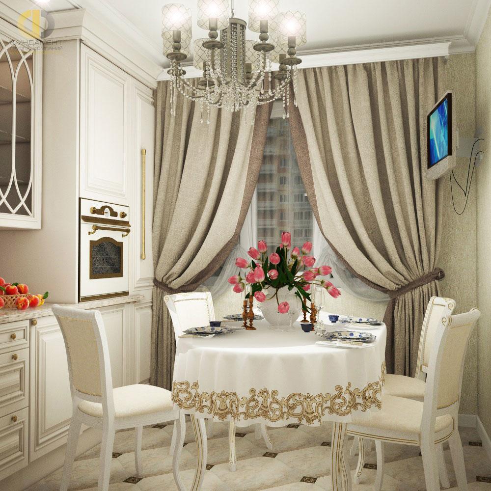 какие выбрать шторы в светлую кухню фото сохранить красоту