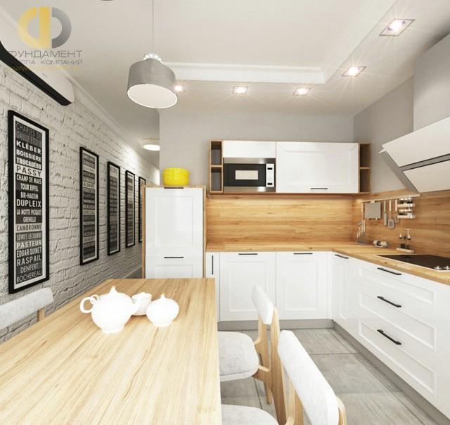 дизайн кухни 9 кв м 28 фото новинки 2016 2017