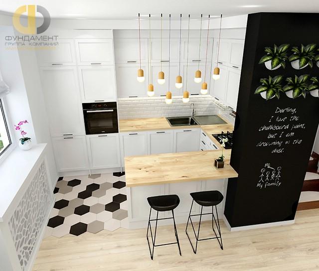 белая кухня в интерьере 27 фото