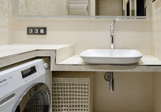 Ванная в стиле арт-деко (ар-деко), фото интерьера